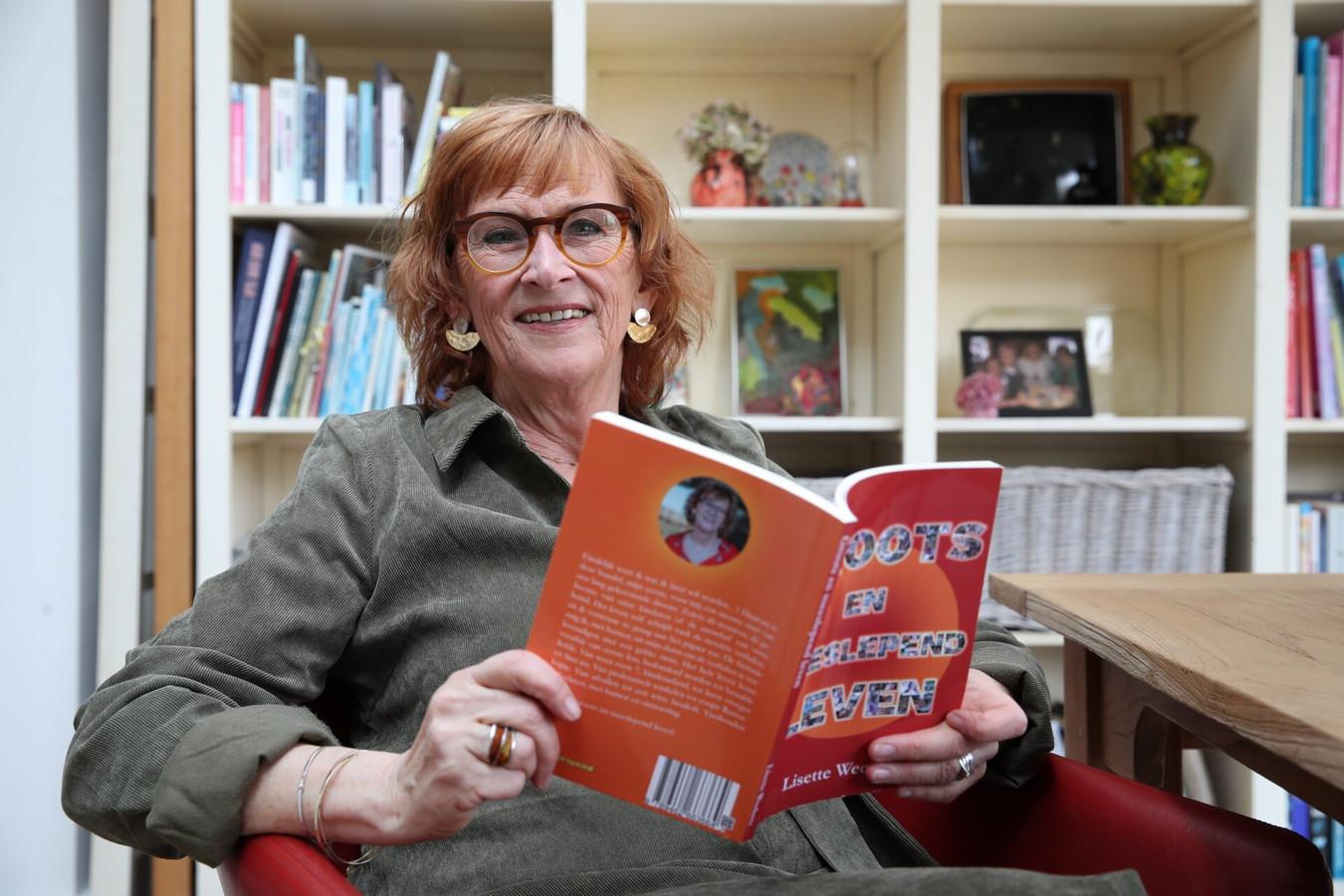 Lisette Weekers uit Eindhoven mag dinsdag haar korte verhaal over koningsdag voordragen aan het koninklijk gezin.