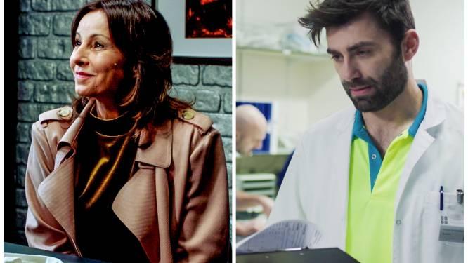Bekende koppen in 'Lisa' deze week: Bieke Ilegems en Sieg De Doncker doen hun intrede in de telenovelle