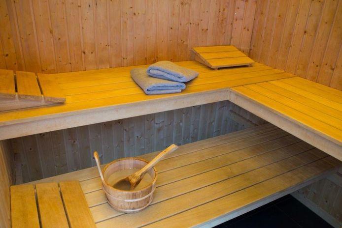 Sauna Ô-Silence in Oostakker.
