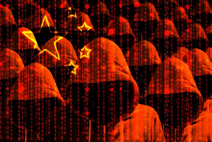 Une entreprise belge a été la cible de hackeurs chinois inculpés aux USA.