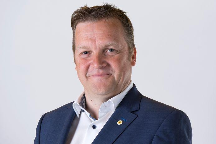 Burgemeester van Turnhout Paul Van Miert (N-VA)