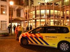 Drie personen nagekeken na brand in zorgcentrum Houten