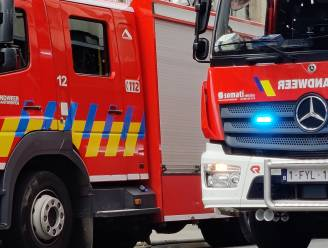 Bejaarde bewoner in levensgevaar na gasexplosie in Burcht