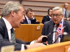 """Un député pro-Brexit au Parlement européen: """"Que faites-vous ici?"""""""