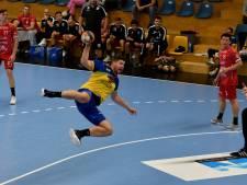 Tophandballers Jordens en De Kuyper moeten wennen aan publiek bij BENE-League