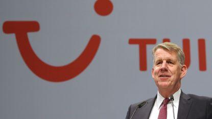 "CEO reisorganisatie TUI: ""Minder vliegtuigen in Europa om klimaatdoelstellingen te halen"""