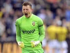 Veelbesproken keeper Markus Schubert recht de rug bij Vitesse: 'Buitenstaanders zijn voor mij niet de graadmeter'