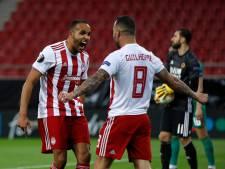 Olympiakos beleeft pijnlijke generale voor Europa League-ontmoeting met PSV