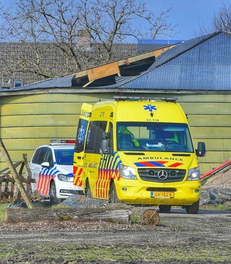 Motorcrosser gewond na valpartij in Eersel
