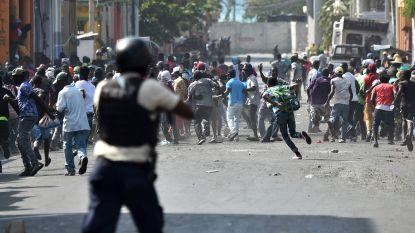 Protesten in Haïti eisen nieuwe dode