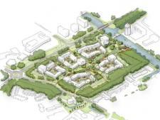 Nieuwe woonwijk in Emmeloord houdt herinnering aan ziekenhuis levend:  'Gebouw heeft sentimentele waarde'