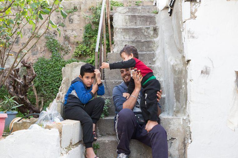 Abedelkader Hamadeh Beeld Dalia Khamissy