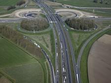 Vooral Zettense brandweer sneller door aanpassing Knooppunt Valburg: oude 'oortjes' komen terug