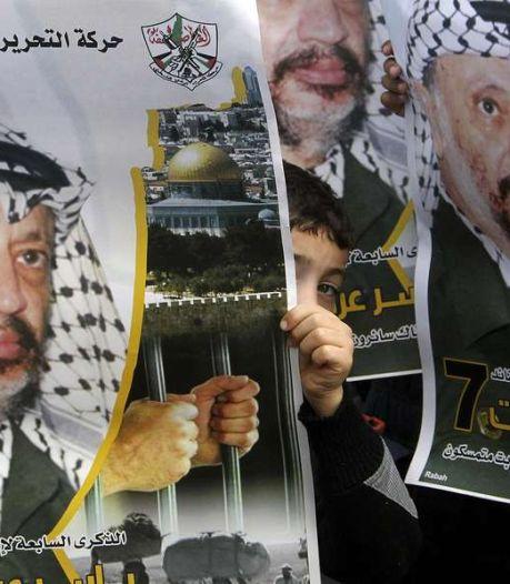 Ouverture de la tombe d'Arafat pour les besoins de l'enquête