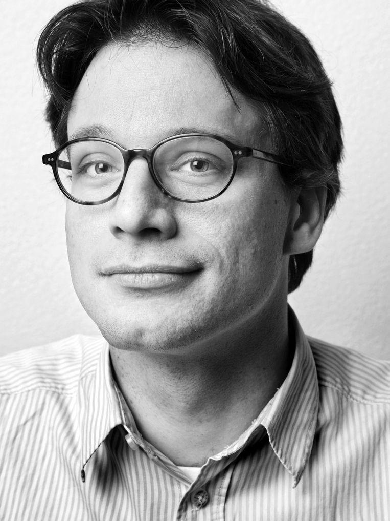 Sebastien Valkenberg. Beeld rv