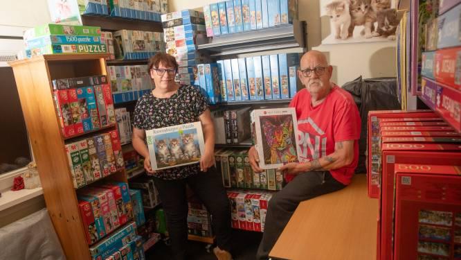 Verslaafd aan verzamelen: overal poezen in huis van Henk (76) en Agnes (52) uit Apeldoorn