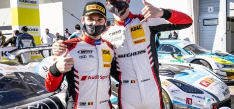 """Les larmes de Charles Weerts après sa deuxième place aux 24 Heures de Spa: """"Le jour où on gagnera..."""""""