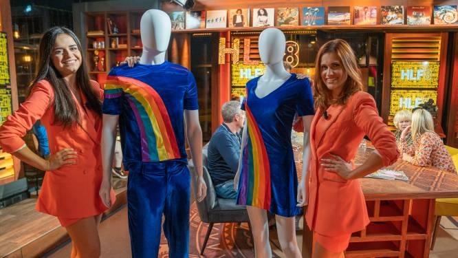 """Studio 100 stelt nieuwe versie van de iconische regenboog-outfit van K3 voor: """"Deze keer ook voor jongens"""""""