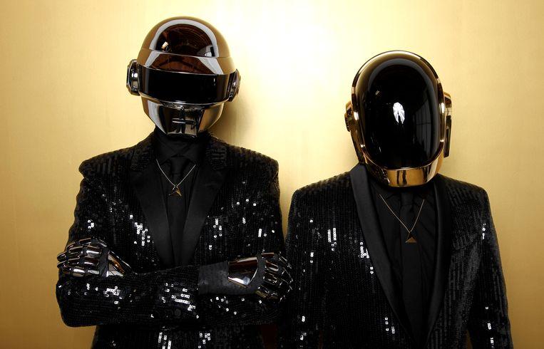 Daft Punk. Beeld AP
