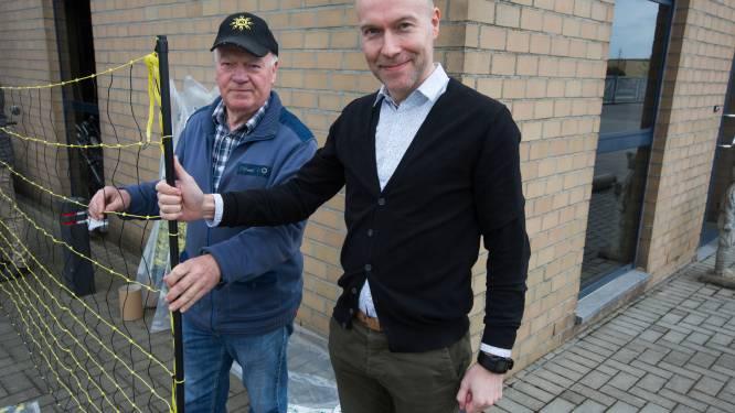 """""""Hier komen Naya en Gust niet door"""" Limburgs bedrijf stelt anti-wolvennet voor"""