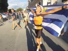 Leonie Ton uit Wissenkerke neemt in 246 kilometer lange Spartathlon pijn op de koop toe, 'Ik wil zó graag naar de finish'