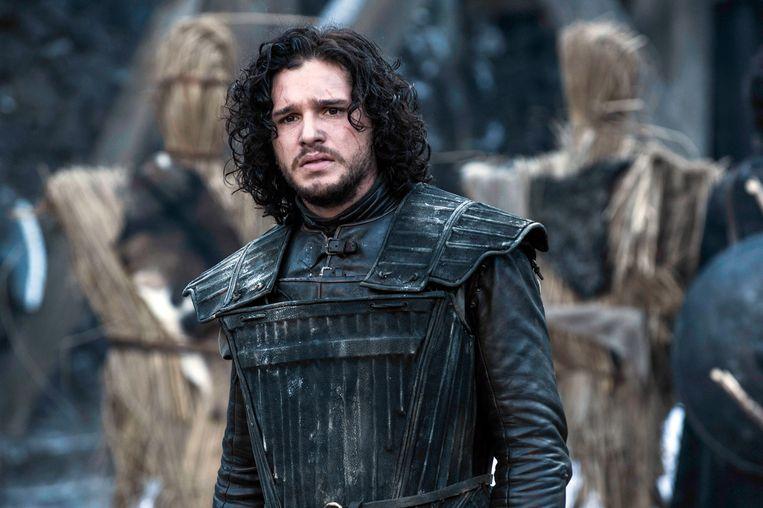 Jon Snow, gespeeld door Kit Harington. Beeld RV