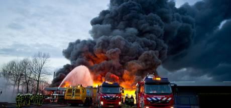 Directie Chemie-Pack vervolgd om brand; aanstichter gaat vrijuit