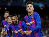 Matig Barcelona boekt eerste Champions League zege dankzij Piqué