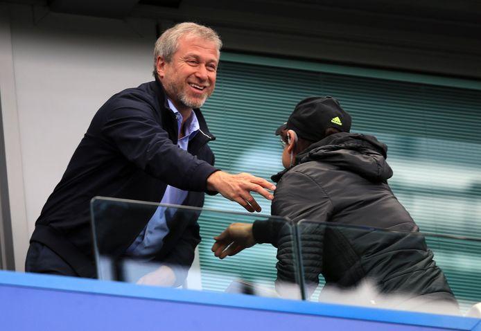 Chelsea-eigenaar Roman Abramovich.