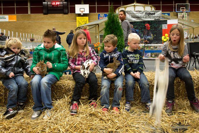 De uitgestelde  jongdierendag in Enter staat in de agenda's voor zaterdag 5 september.
