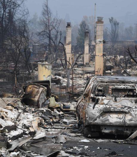 Rook natuurbranden VS vervuilt lucht tot aan de oostkust