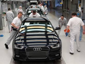 Chiptekort eist tol: meer dan 10.000 Duitse werknemers van Audi tijdelijk werkloos