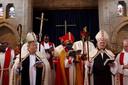 Archieffoto: Anglicaanse bisschoppen
