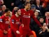 Liverpool komt met de schrik vrij tegen Salzburg