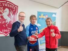 Oldenzaalse BoesCoolFit met 1250 kinderen naar duel FC Twente
