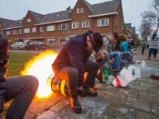 Overleg over carbidschieten in Kampen uitgesteld