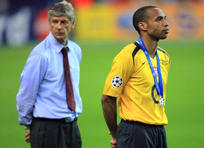 Arsenal hield in het CL-seizoen 2005-2006 10 duels op rij de nul, maar verloor uiteindelijk met 2-1 de finale van FC Barcelona.