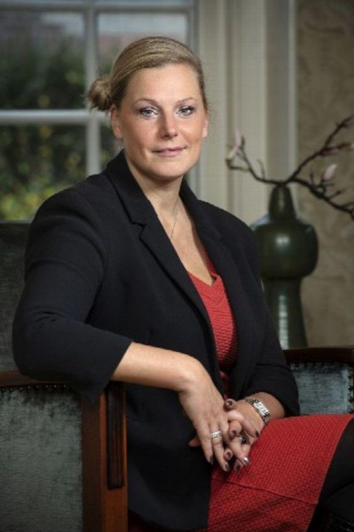 Wethouder Maureen Sluiter.