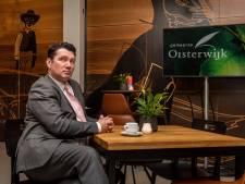Eric Logister, opgeklommen tot majoor, gaat niet commanderen maar luisteren in Oisterwijk