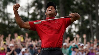 Nu of nooit voor Tiger Woods: golfvedette aast op olympisch ticket voor Tokio