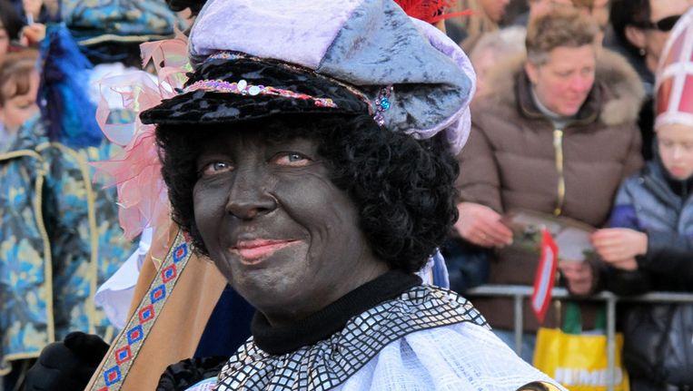 Zwarte Piet. Beeld ap