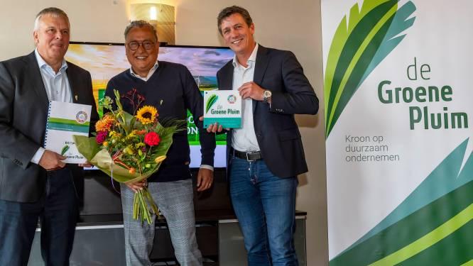 Groene Pluim voor Eco-Point: 'Zorgen voor een samenleving met kansen en toekomst'