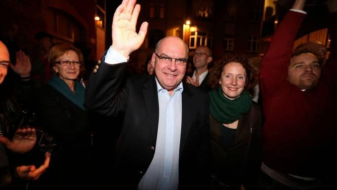 Termont op groot applaus onthaald op sp.a-partijbureau