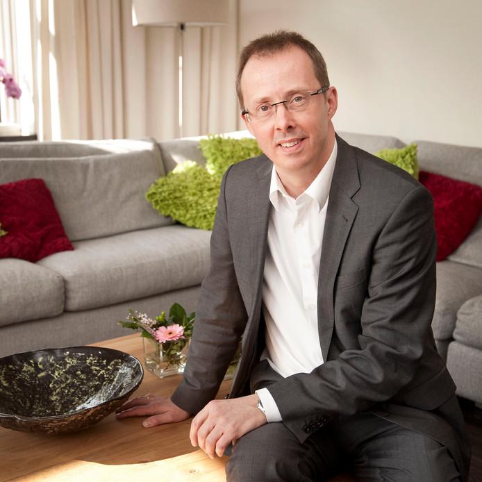Martin den Hartog is trots. Avoord wordt door cliënten hoog gewaardeerd.