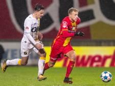 Bastion Breda is niet het meest geliefde kuuroord voor Go Ahead Eagles