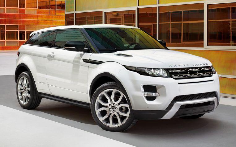 Range Rover Evoque Beeld