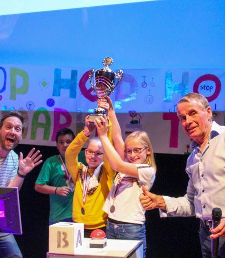 Alfonsus wint 'Grote  Enschedese Verkeersquiz'