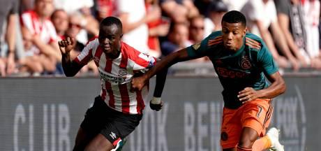 LIVE | Promes schiet Ajax op voorsprong in topper tegen PSV