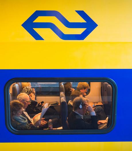 Veel minder treinen van en naar Zwolle door verstoringen