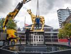 Aankomst Gouden Kalf is teken voor start Nederlands Film Festival
